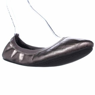 Kenneth Cole REACTION Whole Some Ballet Flats - Pewter