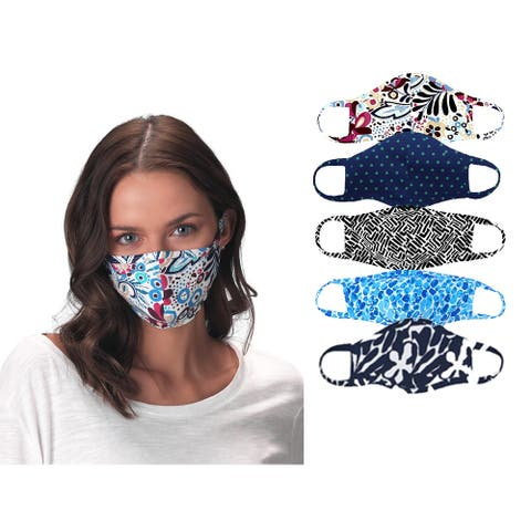 Helen Jon Fashion Fask Mask Assorted Designs - One Size
