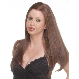 Hera by Pierre Wigs - Human Hair(100% Remi), Lace Front, Mono