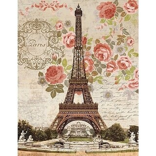 Dreaming of Paris 4 In X 5.25 In Boxed Note Cards, Lang Folk Art by Lang Compan