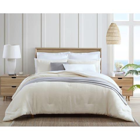 Nautica Whitaker Natural Matelasse Comforter Set