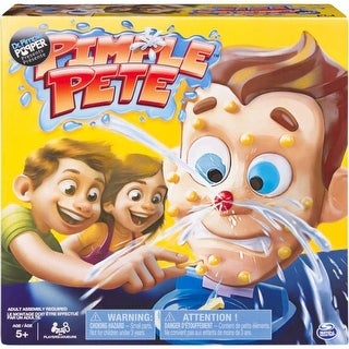 Pimple Pete, More Pop Culture by Spin Master Inc