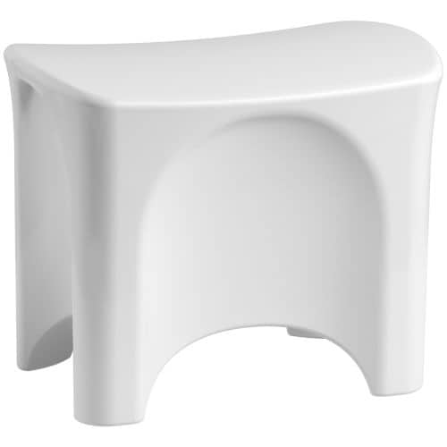 Sterling 72186104 Freestanding Shower seat with Integrated handles