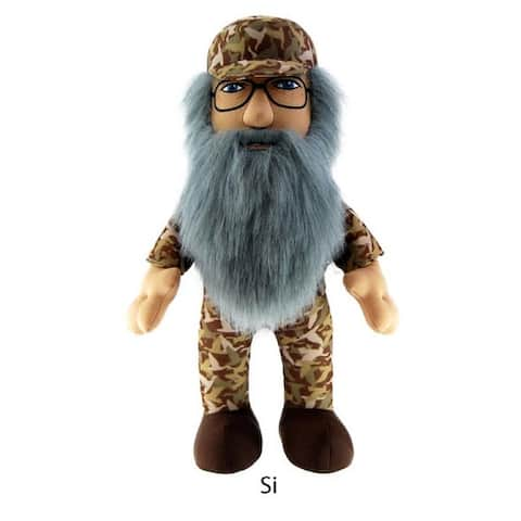 "Duck Dynasty 24"" Plush With Sound: Si - multi"