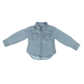 Levi's Toddler Denim Shirt