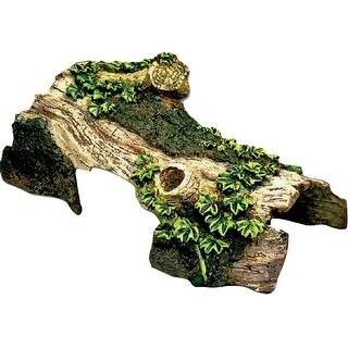 Exotic Environments Bent Log Hide-away