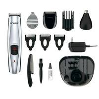 Conair GMT189CGB All-In-One Beard And Mustache Trimmer, 13 piece