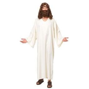 Mens Jesus Robe Adult Halloween Costume - standard (42-46 chest)