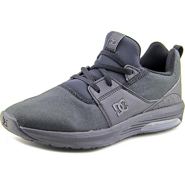 DC Shoes Heathrow IA Women Black Acid Sneakers Shoes