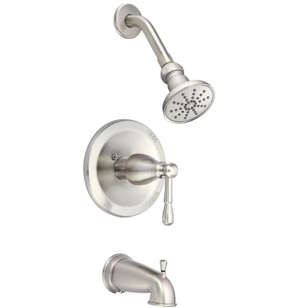 Shop Danze D501015T Pressure Balanced Tub and Shower Trim Package ...