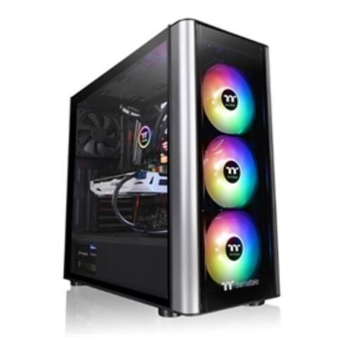 Thermaltake Case CA-1M7-00M1WN-00 Level 20 MT ARGB MT Mini ITX/Micro ATX/ATX ARGB Fan Black Retail