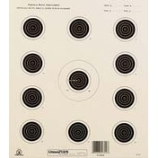 Champion Shooting Targets 50 ft. Gallery Rifle (12 pack)