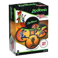 BePuzzled Zootopia Gearshift Puzzle (4 Pieces)