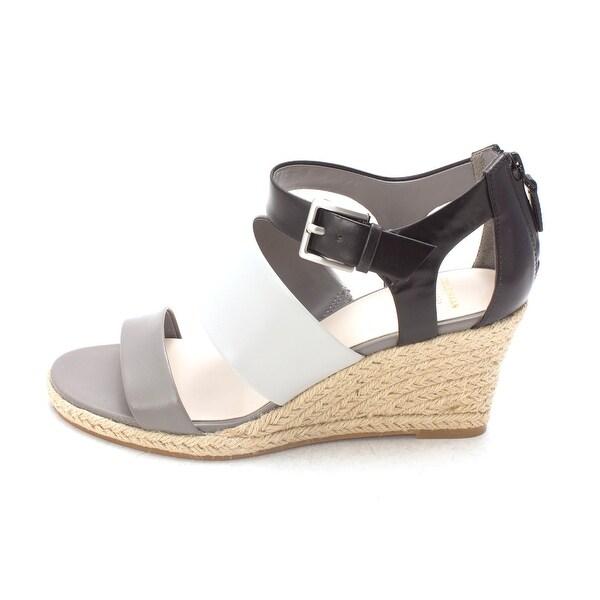 Cole Haan Womens Inessam Open Toe Casual Espadrille Sandals - 6