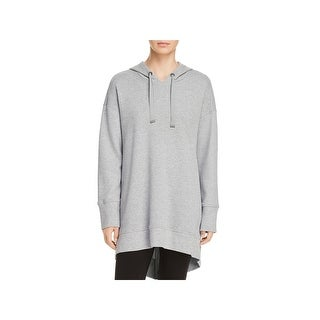 Kenneth Cole New York Womens Hoodie Knit Casual