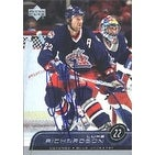Luke Richardson Columbus Blue Jackets 2003 Upper Deck Autographed Card This item comes with a cert