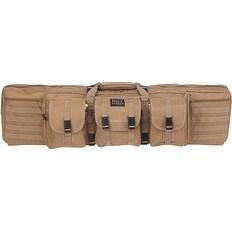 Bulldog bdt4043t bulldog 43 single tactical cs 3 large accessory pockets tan