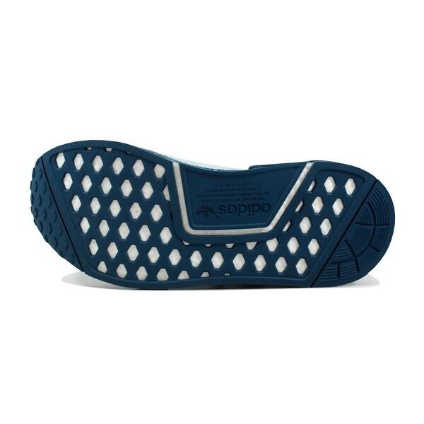 Shop Adidas NMD R1 W Primeknit Medium Green Sea Crystal