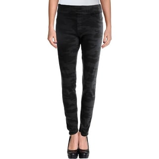 James Jeans Womens James Twiggy Jeggings Slip On Printed - 28