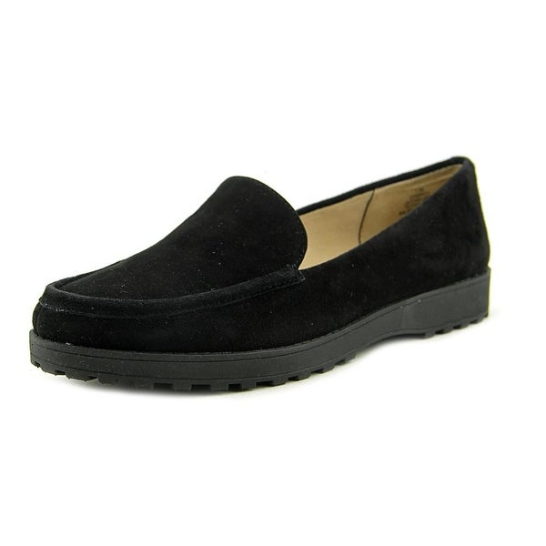 Easy Spirit e360 Margy Women Moc Toe Leather Loafer