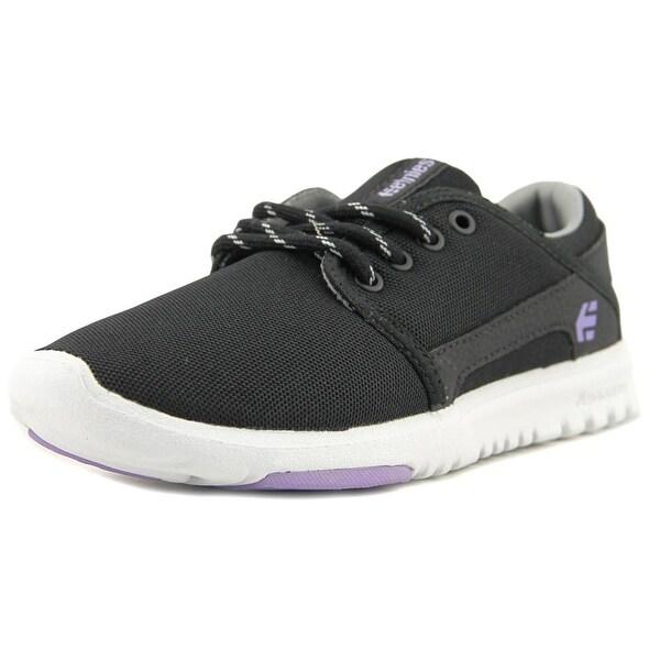 Etnies Scout Black/Purple Sneakers Shoes