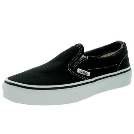 Vans Unisex Child Classic Slip On - Black - 5.5 Toddler