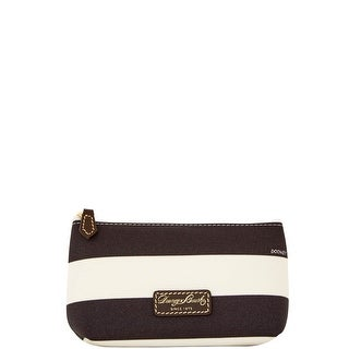 Dooney & Bourke Rugby Cosmetic Case (Introduced by Dooney & Bourke at $48 in Feb 2016) - Black