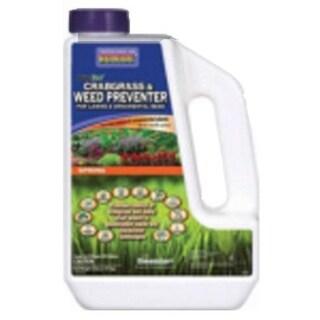 Bonide 60407 Crabgrass & Weed Preventer, 4 lbs