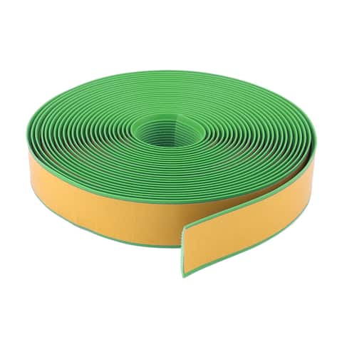 Living Room PVC Adhesive Anti Skid Stairs Steps Ladders Tape Green 36.1 Ft