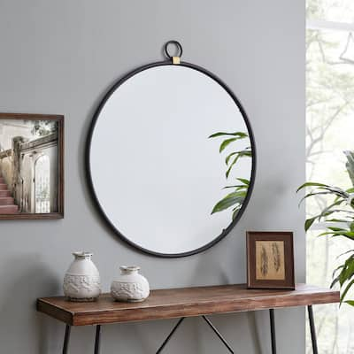 FirsTime & Co. Marshall Round Mirror