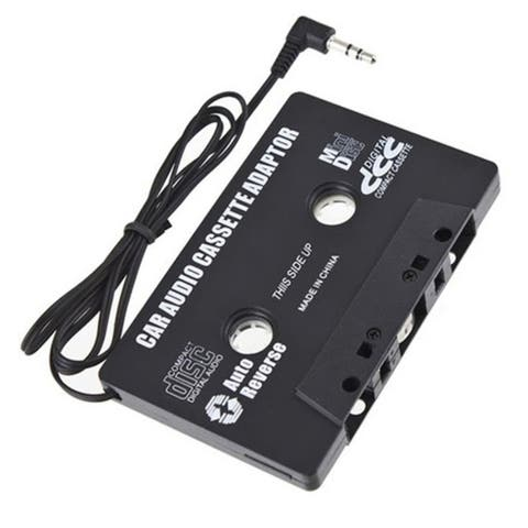 Car Audio Cassette Adapter Tape 3.5Mm Aux For Mobile Phone