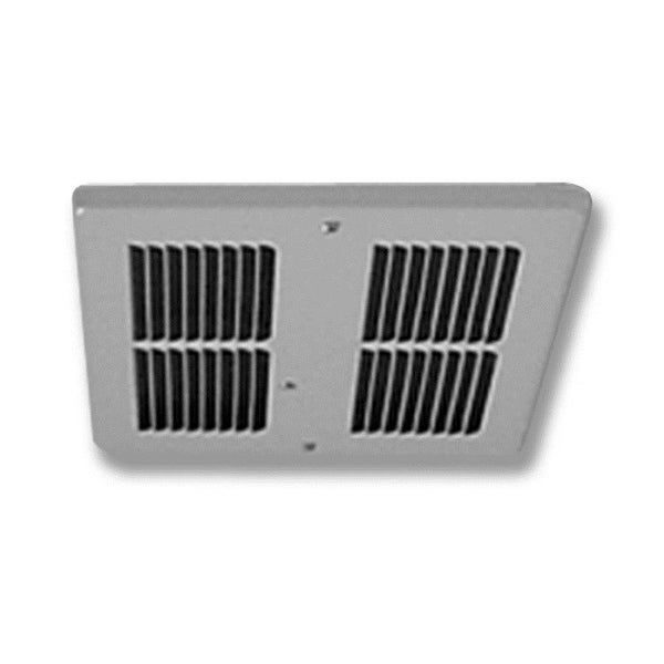 King WHFC2410 1000W 240V Ceiling Mount Heater Bright White