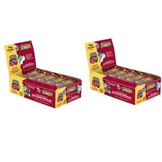 Honey Stinger Gluten Free Mocha Cherry Protein Bars (30 Pack)