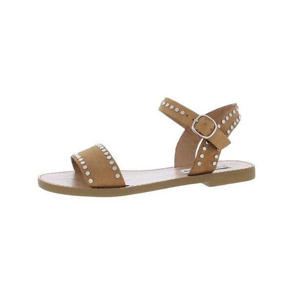 fc2abac15ae Shop Steve Madden Womens Donddi-S Flat Sandals Casual Slingback ...