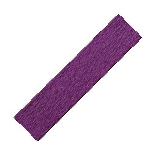 Pacon PACAC10160BN Purple Crepe Paper, Pack of 12