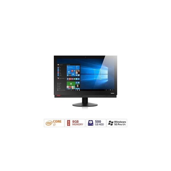 Lenovo ThinkCentre M910Z 10NS0006US All-in-One Desktop