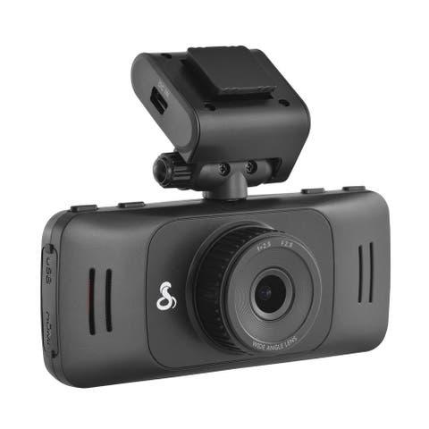 """Cobra CDR 825E Drive HD Dash Cam 2.7"""" Screen 140-degree 1080p video Manufacturer Refurbished"""