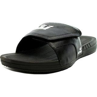 Supra Locker Men Open Toe Synthetic Slides Sandal|https://ak1.ostkcdn.com/images/products/is/images/direct/63b31cc235a6b972d9e4adbf5e83b1105f02e25f/Supra-Locker-Men-Open-Toe-Synthetic-Slides-Sandal.jpg?impolicy=medium