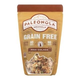 Paleonola 1595719 10 oz Pina Colada Protein Bars Granola - Case of 6
