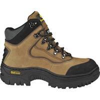 "Roadmate Boot Co. Men's Wyoming 6"" Hiker Steel Toe Boot Mocha Nubuck"