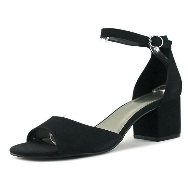 Worthington Ischia Women Black Sandals