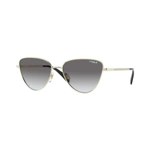 Vogue VO4145SB 848/11 54 Pale Gold Woman Phantos Sunglasses