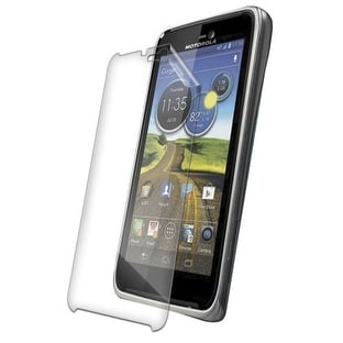 Zagg Military Grade Invisible Screen Protector for Motorola Atrix HD - Screen