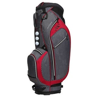 New Ogio Women's Duchess Cart Bag (Polka Dot / Reef) - polka dot / reef