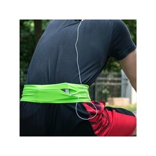APGtek Running Belt,Waist Pack,Fitness Accessorie for Increased Safety and Durability - Fits EVERY iPhone and Cell Phone