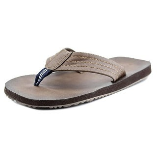 Nautica Conner Open Toe Synthetic Flip Flop Sandal