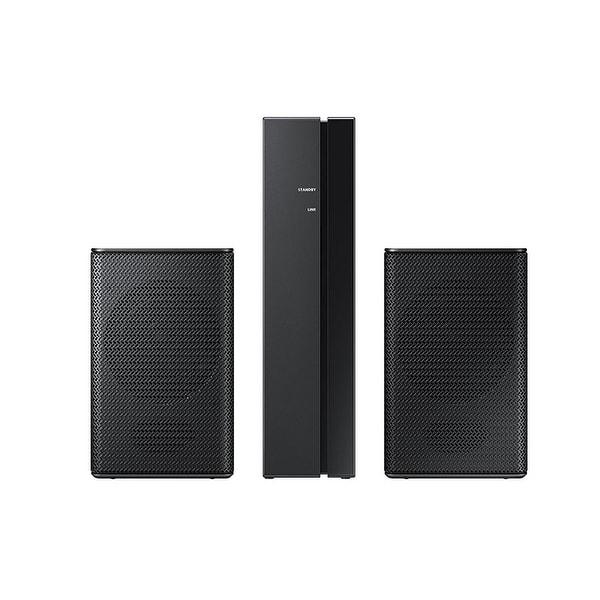 Samsung SWA-8500S 2.0 Wireless Wall Mountable Speaker System Manufacturer Refurbished - Black