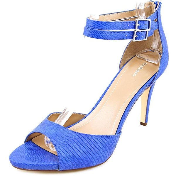 Style & Co Branden Women Dazzling Blue Sandals