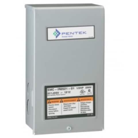 Pentair FP217-810 1/2Hp Well Pump Control Box