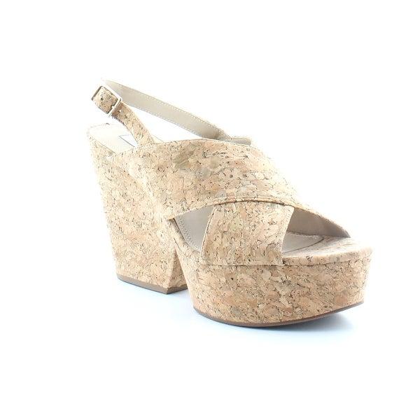 Diane von Furstenberg Liberty Women's Heels Cork